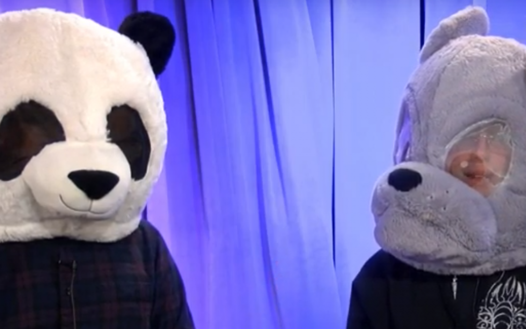 The Studio B Nature Show – Episode 1 – Giant Pandas