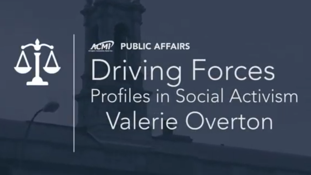 Driving Forces – Valerie Overton