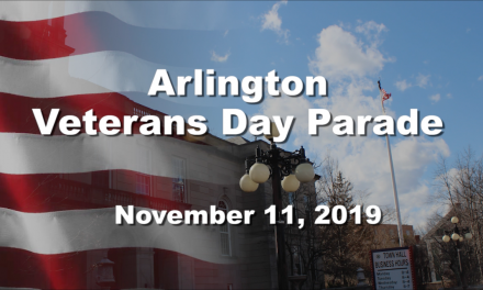 Arlington Veterans Day Parade & Ceremony 2019