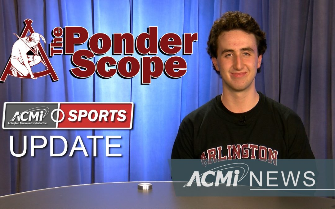 The Ponder Scope and Sports Update | November 08, 2019