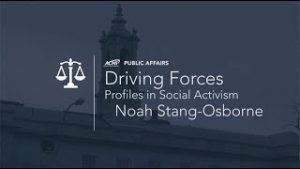 Driving Forces | Gender Identity – One Person's Perspective with Noah Stang-Osborne