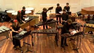 Holiday Music on Marimba