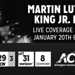 ACMi Closed on MLK Day January 20th – Watch the Martin Luther King Day Program LIVE