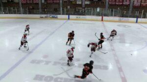 Arlington High School Boys Hockey vs Woburn – January 4, 2019