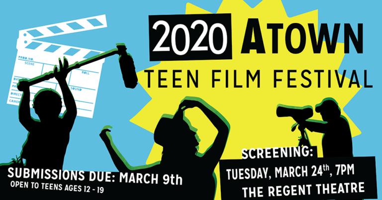 A-Town Teen Film Festival