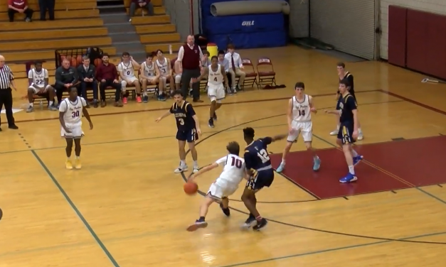 Arlington High School Boys Basketball vs Lexington – January 24th, 2020