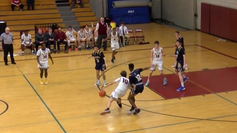 Arlington High School Boys Basketball vs Lexington – January 24th, 2020