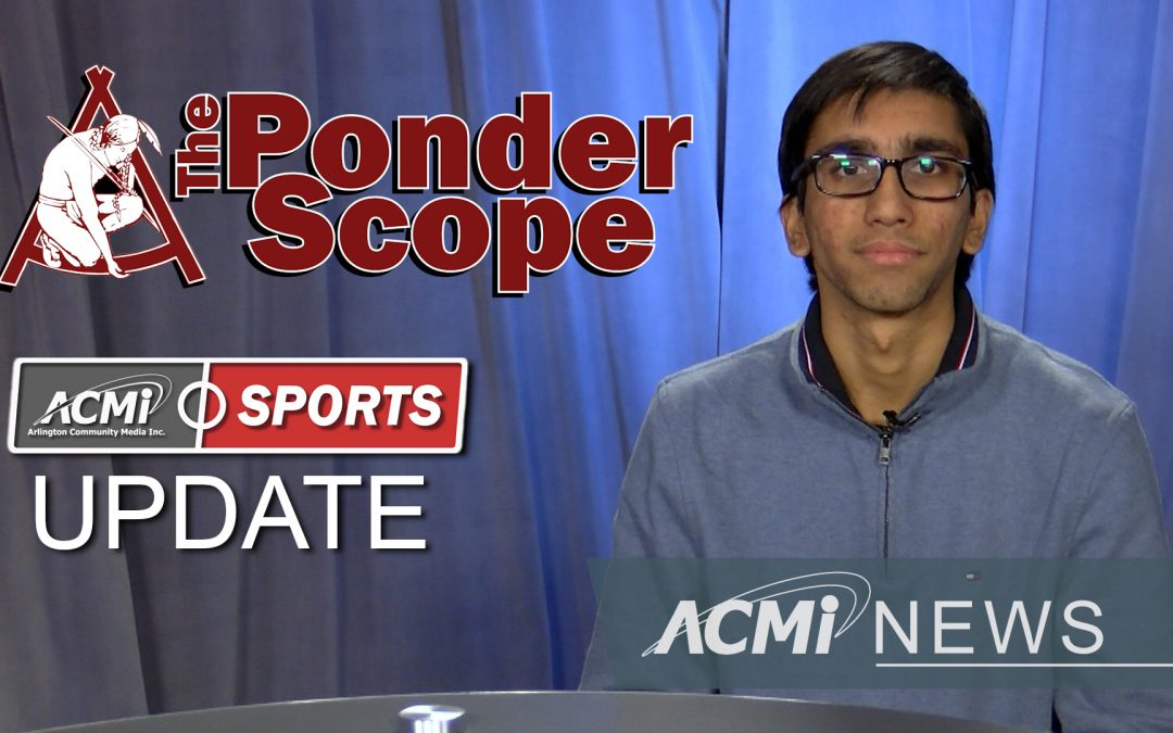 The Ponder Scope and Sports Update | January 17, 2020