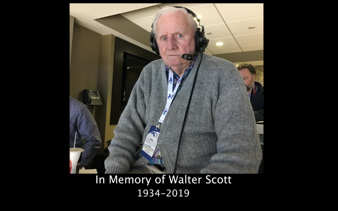 Remembering Walter Scott