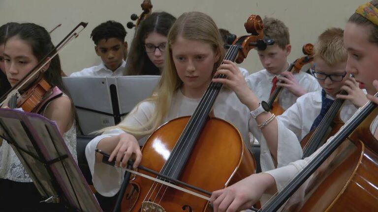 Gibbs School Winter Concert – January 29, 2020