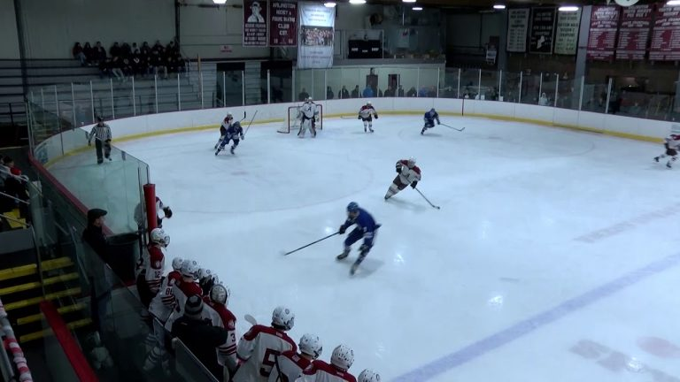 Arlington High School Boys Hockey vs Braintree – February 19th, 2020