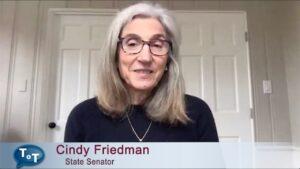 Talk of the Town   Cindy Friedman Legislative Update – April 2020