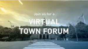 Town of Arlington – Virtual Town Forum, April 23 2020