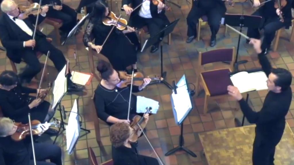 "Arlington Philharmonic Orchestra: Music Gazing — Respighi's ""Church Windows"""
