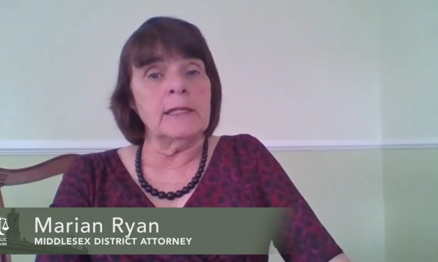 Justice in the Balance | Middlesex District Attorney Marian Ryan