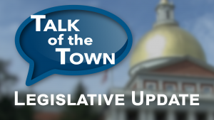Talk of the Town – Dave Rogers Legislative Update April 2020