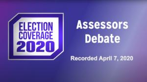 Arlington Assessors Debate 2020
