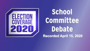 Arlington School Committee Debate 2020