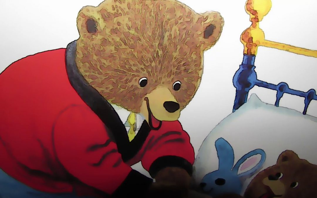 Stories for Little Ones  – Read by Teddi Bear