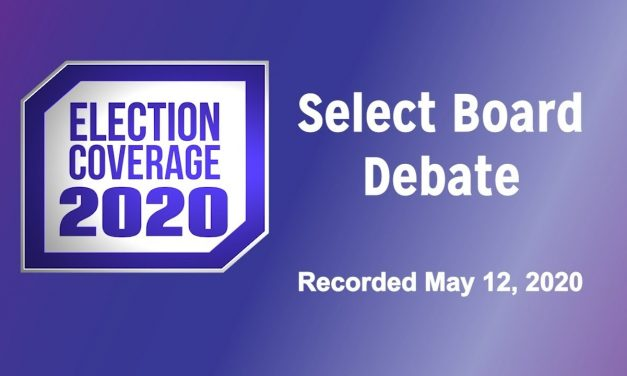 Arlington Select Board Debate 2020