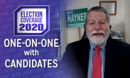 One-on-One | School Committee – Bill Hayner