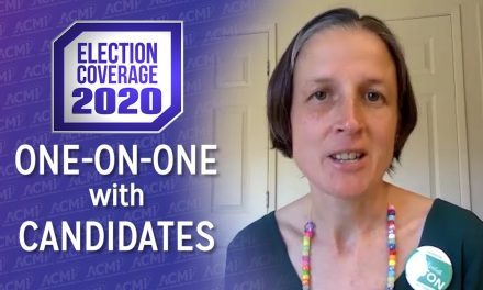 One-on-One | School Committee – Elizabeth Exton