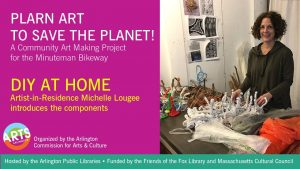 Introduction to the Sculptural Components for Plarn Art to Save the Planet!