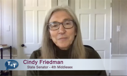 Talk of the Town | Cindy Friedman Legislative Update May 2020