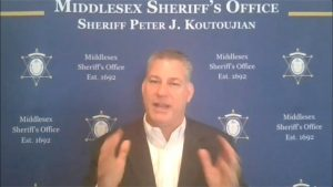 Justice in the Balance | Sheriff Peter Koutoujian