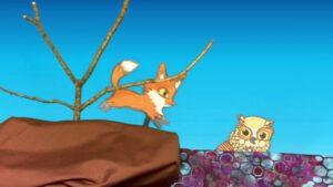 Fox and Owl – Jelly Sea