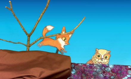 Fox and Owl – Jelly Sea