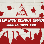 AHS Graduation Events 2020