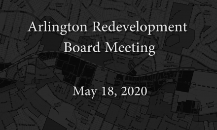 Redevelopment Board Meeting – May 18, 2020