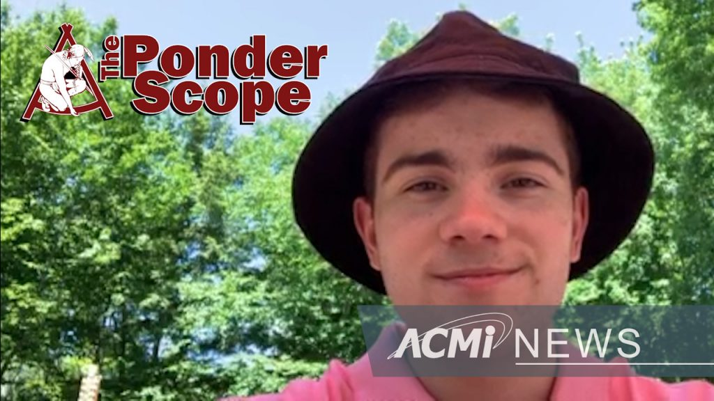 The Ponder Scope | June 19, 2020