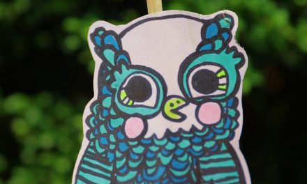 Fox and Owl – Hungry