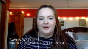 Rayna Walters – Winner of AIFF 2020 Poster Contest