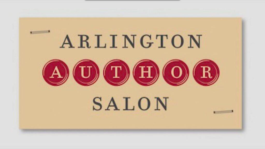 Arlington Author Salon – July 9, 2020