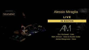 Alessio Miraglia – LIVE in BOSTON (FULL SHOW HD)