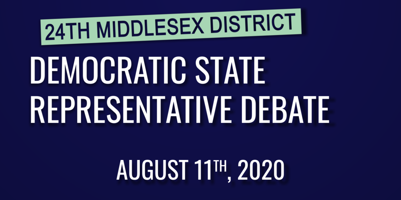 ACMi, Belmont Media, and CCTV present State Rep debate LIVE on Tuesday, August 11