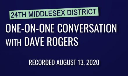 State Representative One on One – Dave Rogers