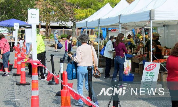 Farmers' Market During the Pandemic
