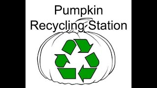 Annual APS Pumpkin Recycling Event – Nov. 4, 2020