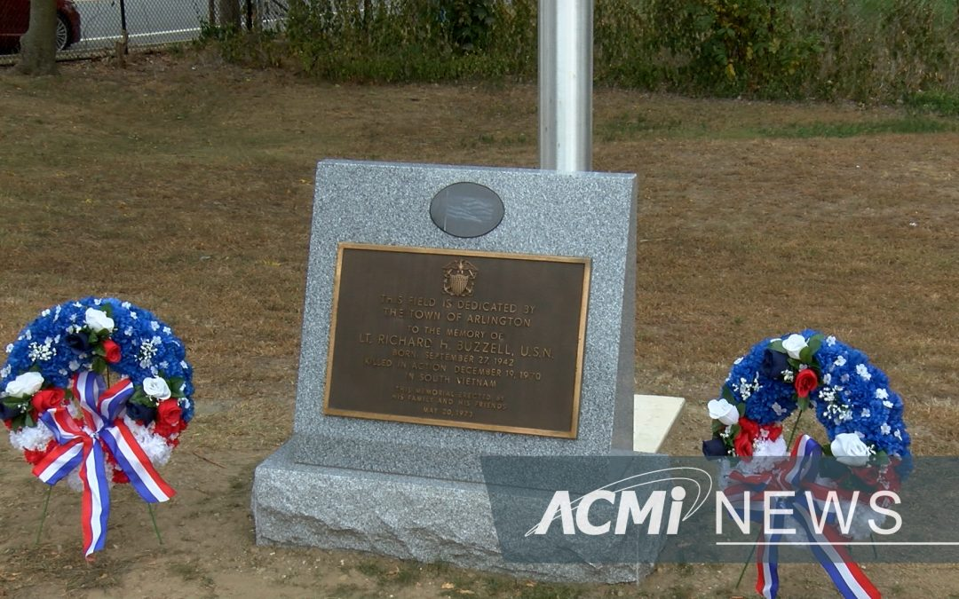 Buzzell Memorial Unveiling