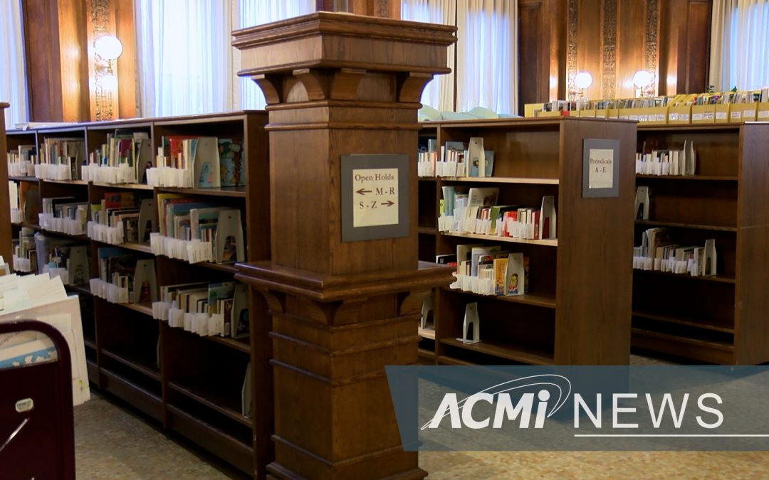 Robbins Library's New Services