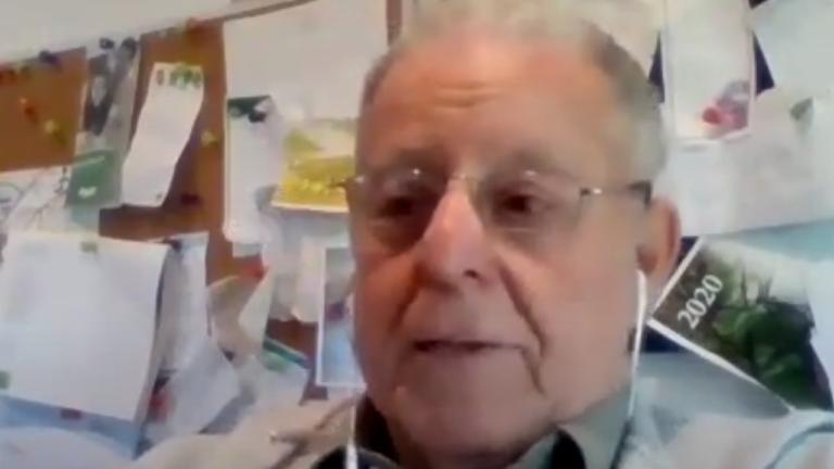 Conversations with Great Authors – George Ellenbogen
