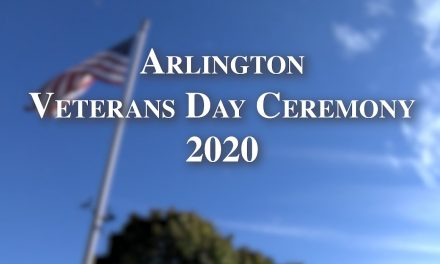 Arlington Veterans Day Ceremony 2020