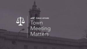 Town Meeting Matters | John Leone, Town Moderator
