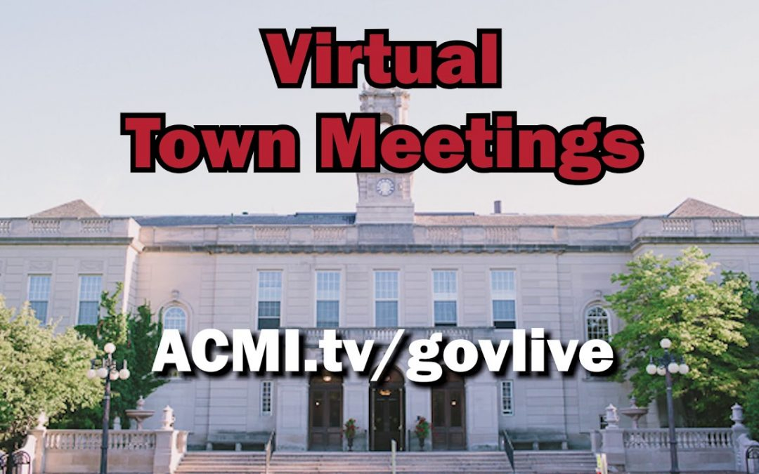 Special Town Meeting promo