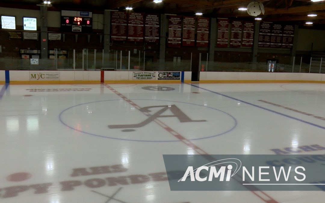 Ed Burns Arena and Ice Skating Rink Reopened