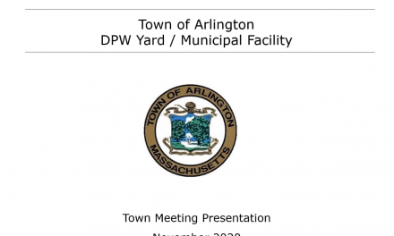 Warrant Article 23: DPW Yard/Municipal Facility